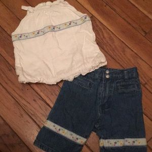 Baby Girl's A Children's Place Outfit